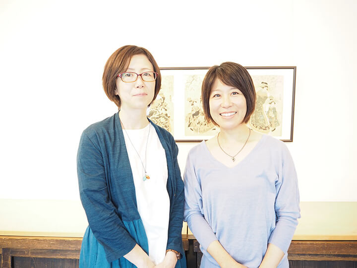 イラストレーター・影山直美×ライター・金子志織 対談