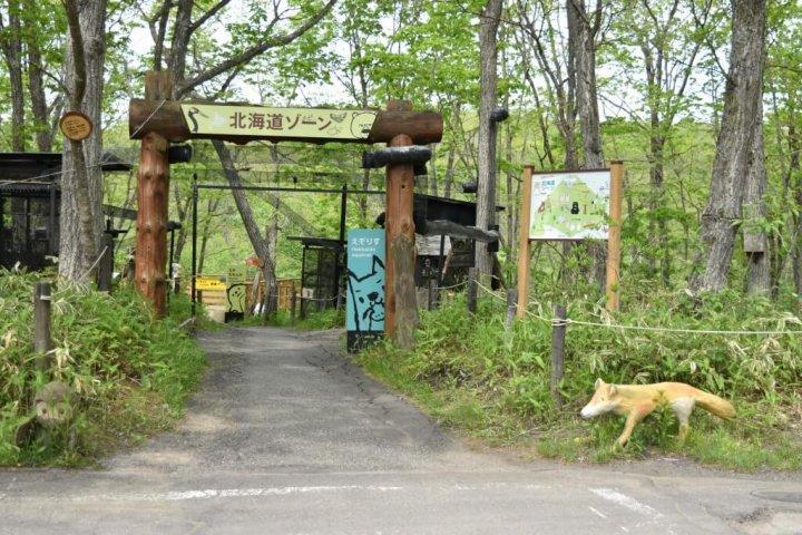 釧路動物園 北海道ゾーン