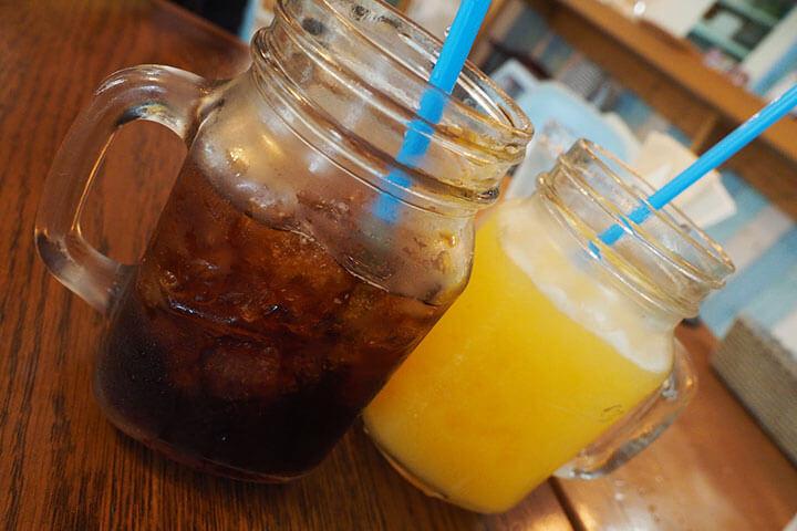 café Luドリンク