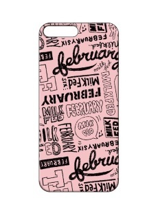 "GRAFFITI IPHONE CASE ""FEBRUARY6""【iphone Plus対応】"