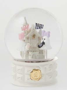 TOMMY X Q-POT. SNOW GLOBE (WHITE EDITION)