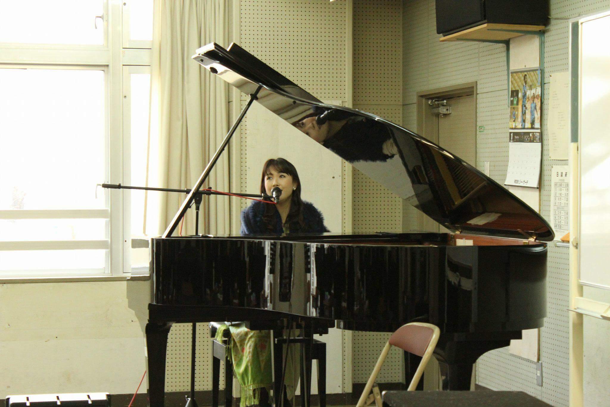 音楽教育講演
