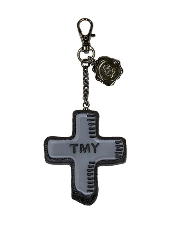 TMY Cross Sugar Cookie Bag Charm