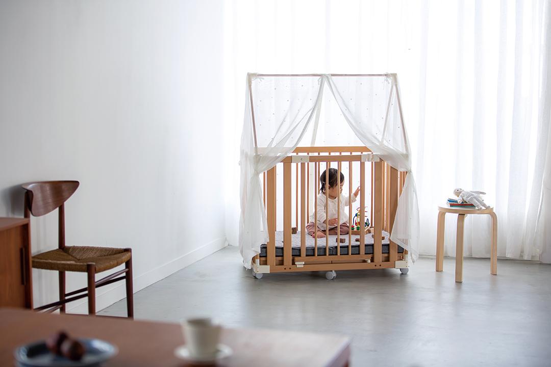 紅點、iF設計大獎 雙重肯定|farska旗艦版五合一嬰兒床
