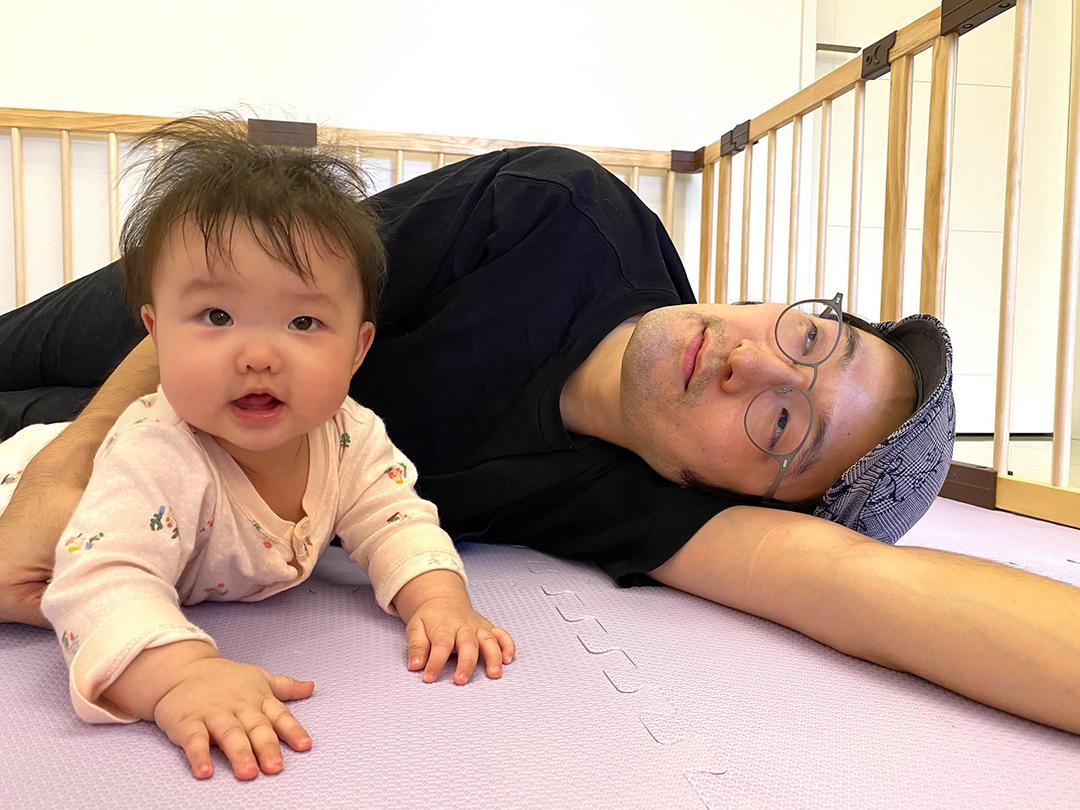 日本Youtuber IKU老師 @Iku老師/Ikulaoshi | farska實木帶門大圍欄