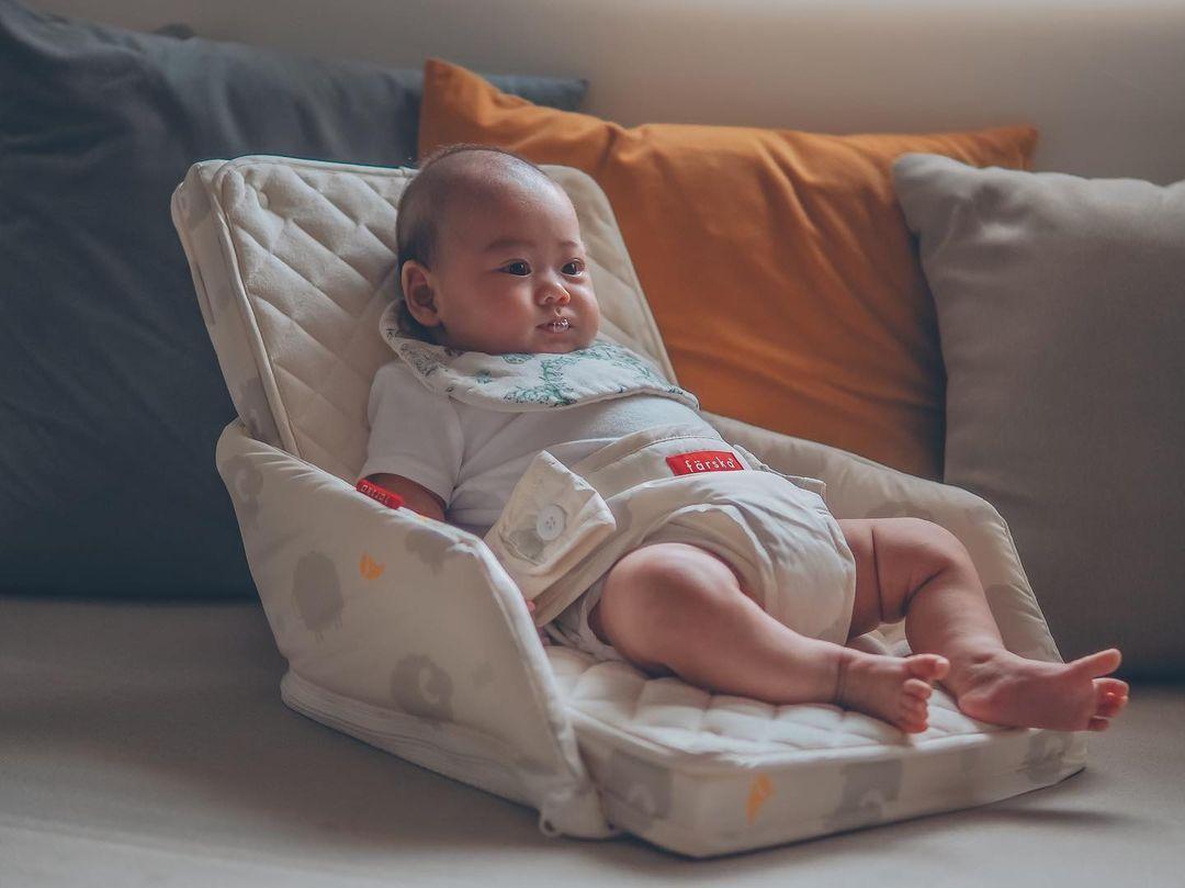 大吉大利 @linxuan29 | farska 【成長型】安心守護多功能床中床