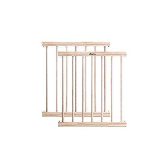 簡約木質延伸圍欄 60cm