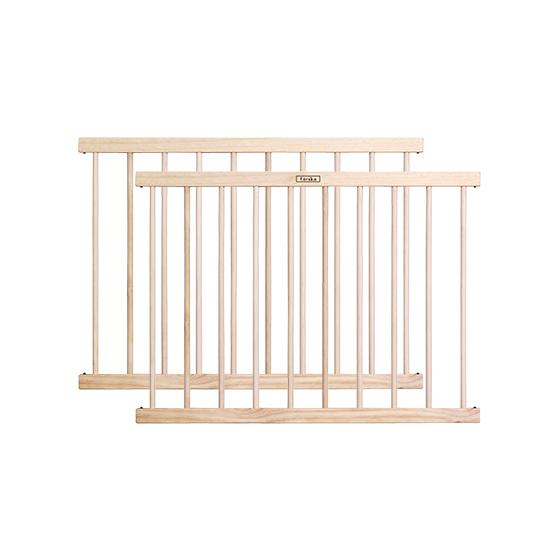 簡約木質延伸圍欄 90cm