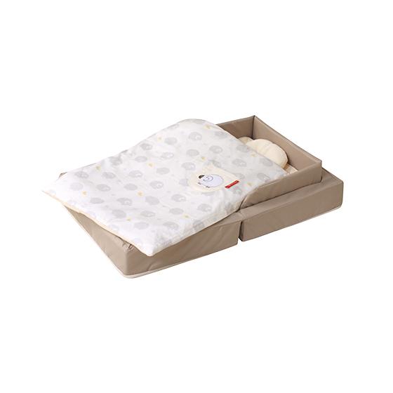 透氣好眠可攜式床墊8件組 FIT