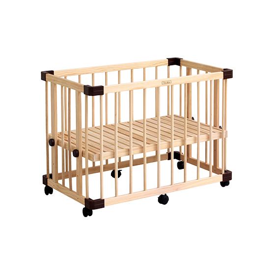 溫婉木質多功能嬰兒床│小床90x60cm