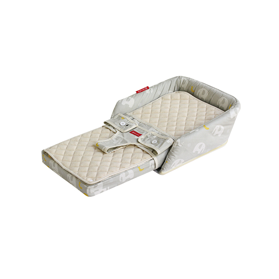 [成長型]安心守護多功能床中床