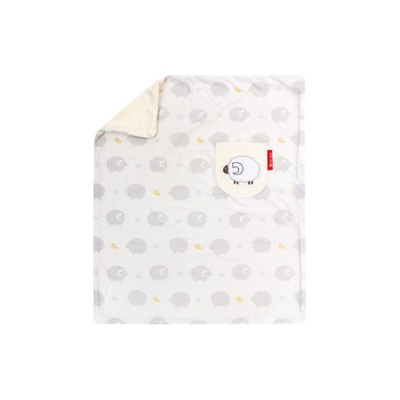微動物舒眠寶寶被 M