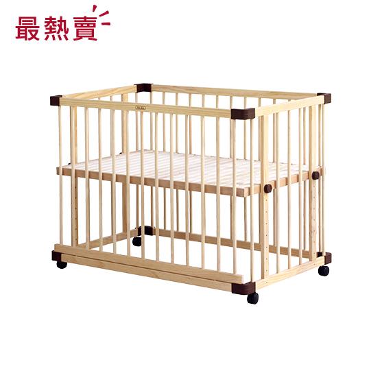 親子共寢多功能嬰兒床│大床125x75cm