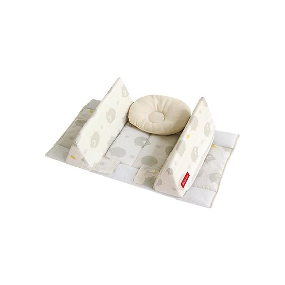 [防護型]貼身防翻枕床中床