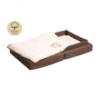 透氣好眠可攜式床墊9件組 FIT-L 有機棉