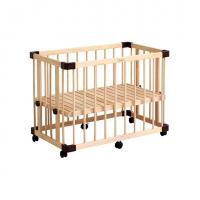 溫婉木質多功能嬰兒床│小床95x65cm