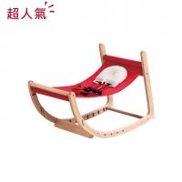 實木陪伴成長椅│一生モノの椅子