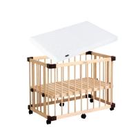 多功能嬰兒床(小)+airclean 3D透氣床墊 M