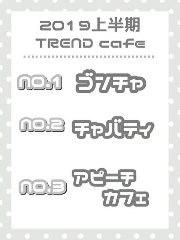 トレンドカフェ