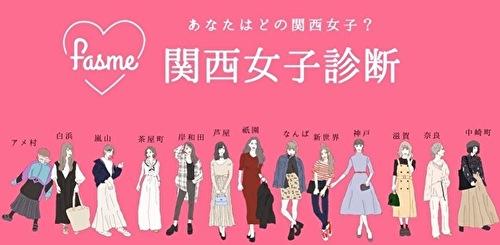 関西女子診断 バナー