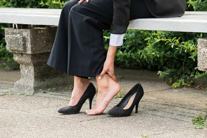 ワセリン 靴擦れ防止
