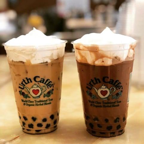 代官山カフェ URTH Caffe