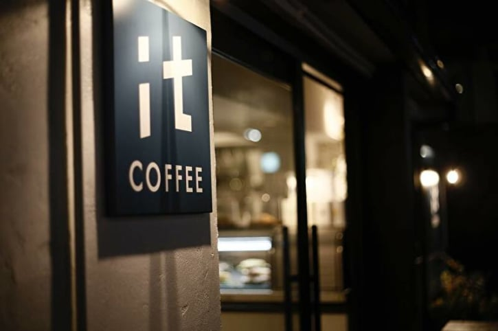 代官山カフェ it COFFEE