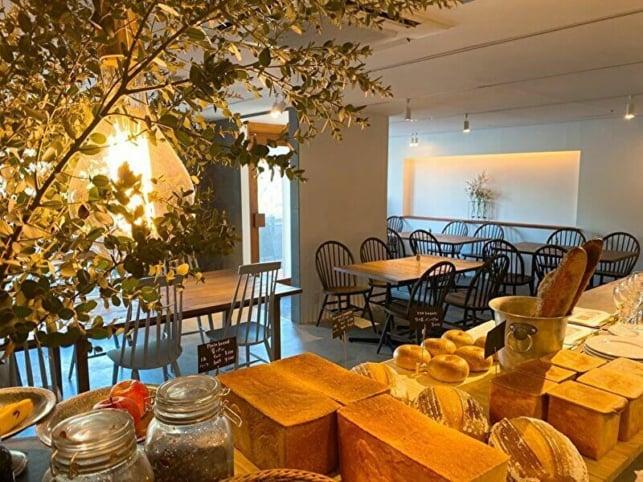 京都のカフェ