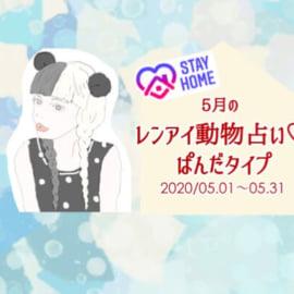 ぱんだ女子5月運勢