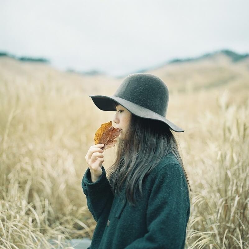 帽子ヘアアレンジ