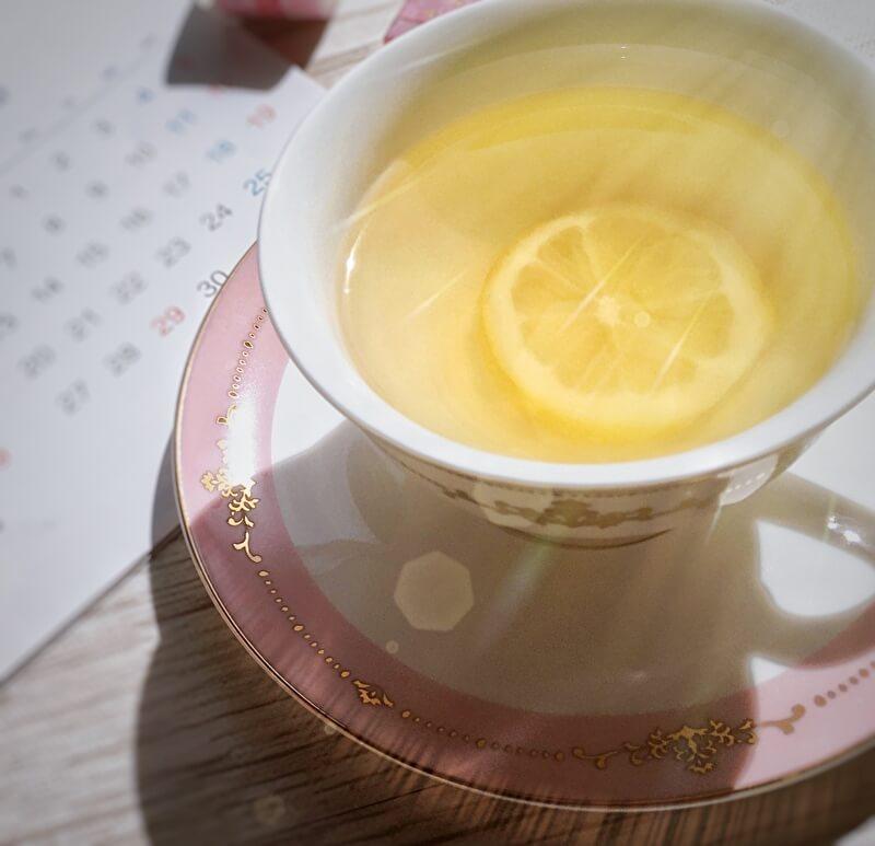 レモン 白湯 ポッカ レモン 効果