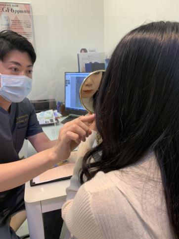 東京美容外科カウンセリング
