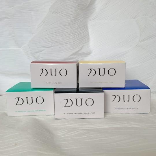 DUO5種類
