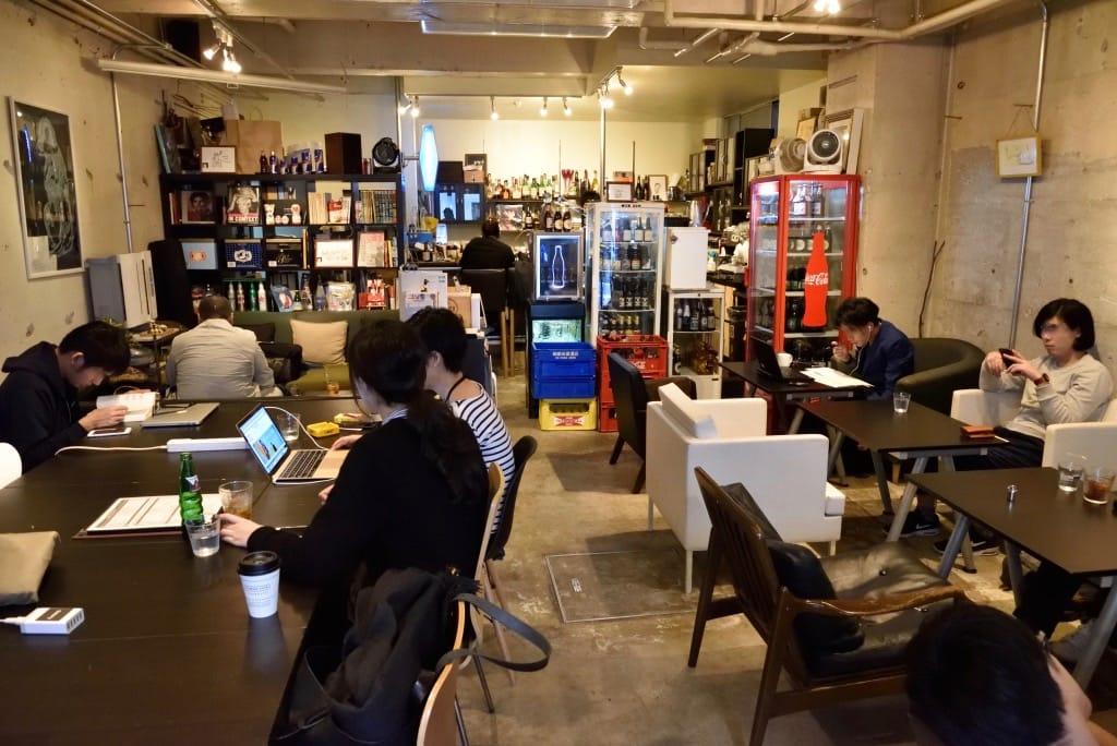 カフェ「factory」西原典夫さん