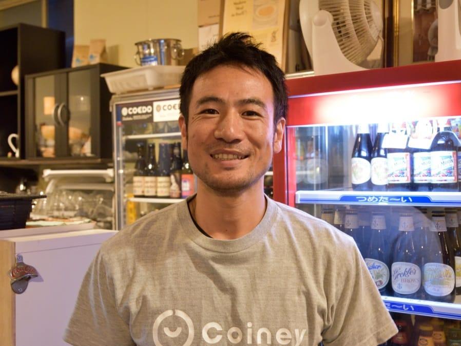 笑顔のカフェ「factory」西原典夫さん