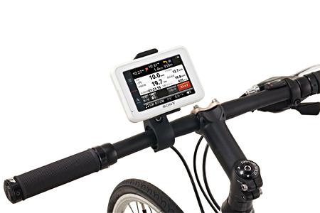 自転車の 道案内 自転車 アプリ : 自転車 クレードル で 自転車 ...