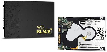 「WD Black2」
