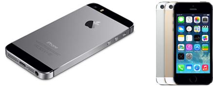 アップルのiPhone 5s