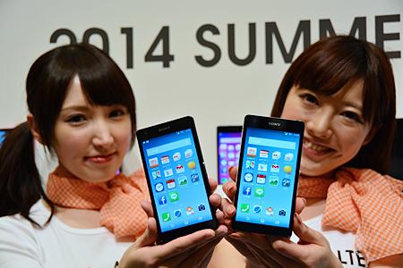 スマートフォンの共通の特徴は「大画面」と「電池」