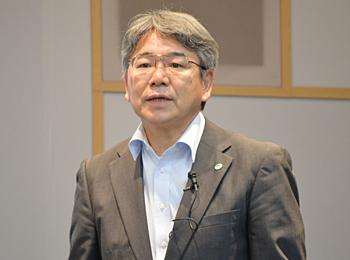 松田美智也家電事業部長