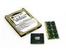 CPU、メモリ、2.5インチシリアルATAハードディスクを用意する