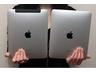 左がWi-Fi+3Gモデル、右がWi-Fiモデル