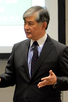 元P&G米国本社<br>  組織変革・HR担当ヴァイスプレジデント<br> AIDA LLC代表 会田 秀和 氏