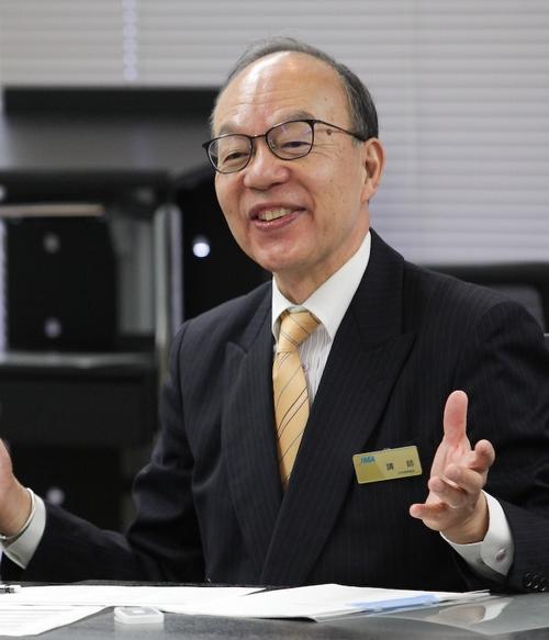株式会社NRIJ 代表取締役社長 観音寺 一嵩 氏