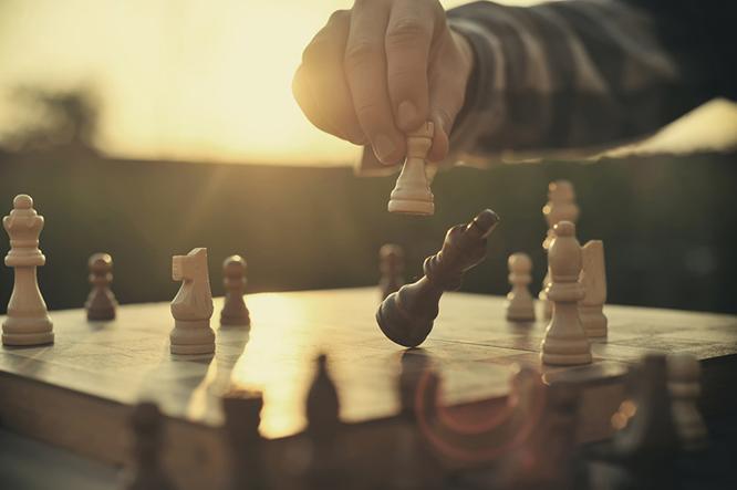 どんなゲームでも意思決定が効率よく学べるわけではない