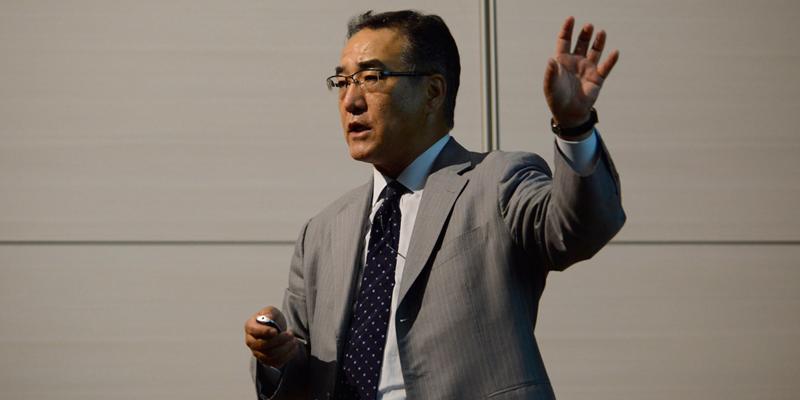 ユニバーサルサービス企業として日本にダイバーシティ環境をつくる
