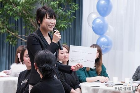 参加者は女性中心、フリーランス希望者や起業希望者も