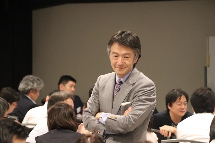 高津氏とセキュアベース・リーダーシップの出会い