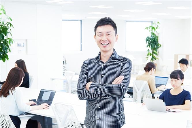今回のリーダー:ビズメイツ株式会社 代表取締役社長 鈴木 伸明氏
