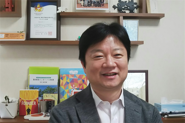 今回のリーダー:株式会社スリーハイ 代表取締役 男澤 誠 氏